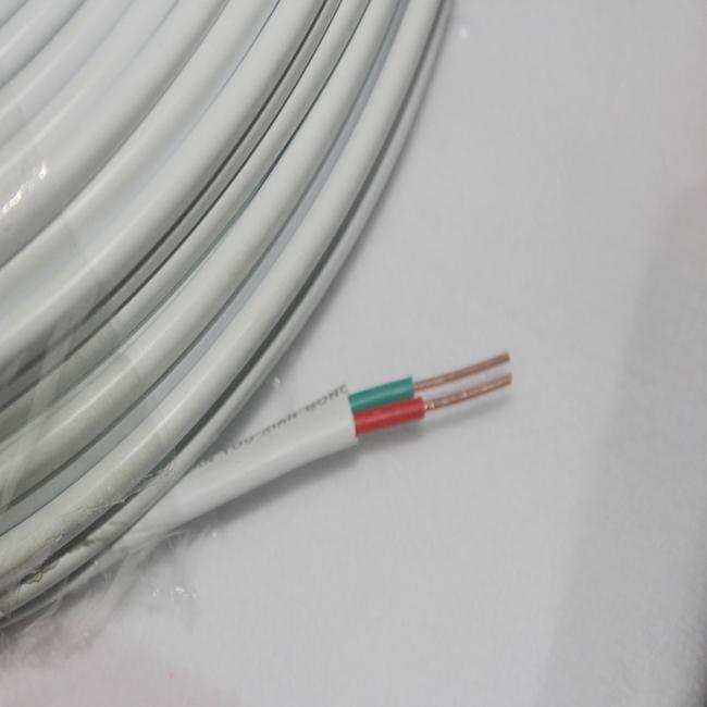 重庆电线电缆厂:BVVB2.5 漏铜